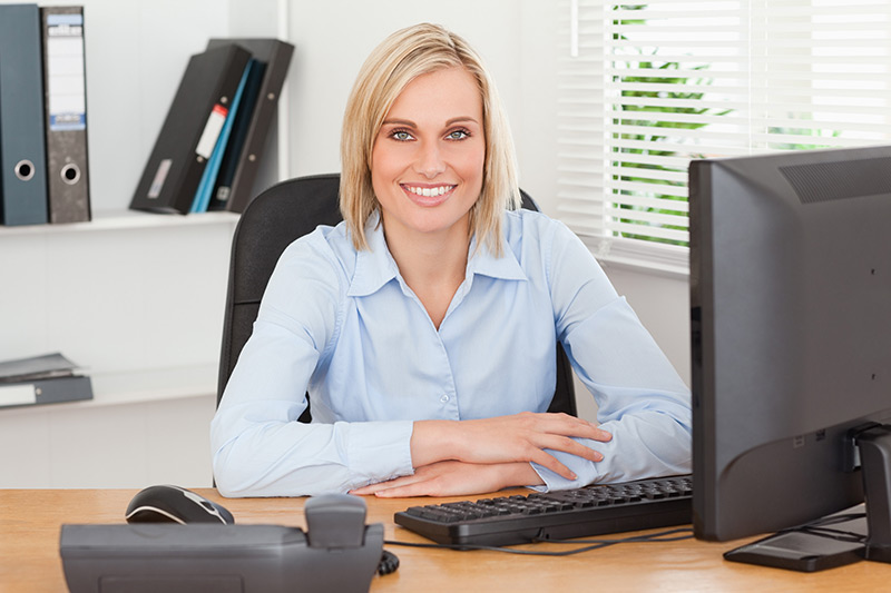 Payroll services for small businesses.